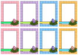 blank easter baskets printable easter scavenger hunt cards doodles