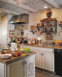 country kitchen stained wooden kitchen cabinets french