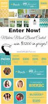 enter the makers mood board challenge contest setting for four