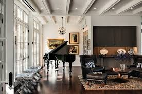 piano in living room living room with grand piano living room beach style with new
