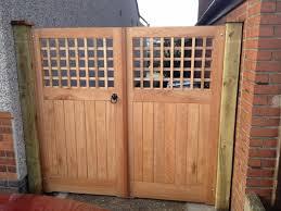 p r fencing gates