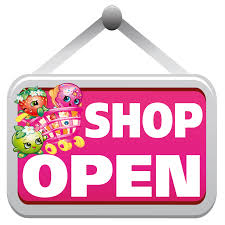 shopkins open sign wholesale wall stickers totally movable