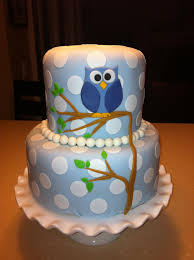 owl baby shower cake owl baby shower cake sunflower cakes shower cakes