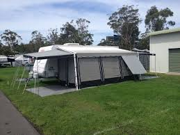 Aussie Traveller Awnings Caravans Rollout Awnings Holiday Annexes