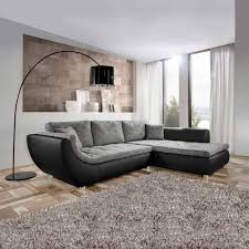 sofa schwarz sofa schwarz grau wunderbar couch schwarz grau 78127 haus ideen