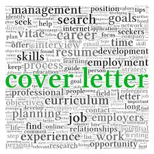 good cover letter words the cover letter an essential jobseeking