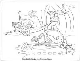 barbie fairytopia mermaidia free coloring pages art coloring