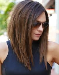 hair style fashion for fat ladies shoulder length hair style round face newhairstylesclub medium