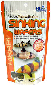 hikari sinking wafers review hikari hikari sinking wafers for bottom feeders tropical fish food