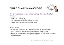 what is chagne made of change management infra basic quick guideline v1 1 tj