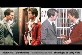 Tyler Durden Meme - fight club tyler durden totally looks like the people vs larry