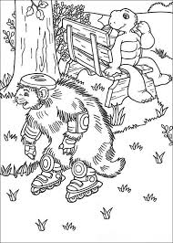 franklin turtle coloring 32 coloring pages