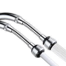 aerateur de cuisine 360 tourner souple eau du robinet de cuisine buse économie filtre