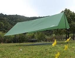 luxe tempo all purpose extra large camping tent rain tarp hammock