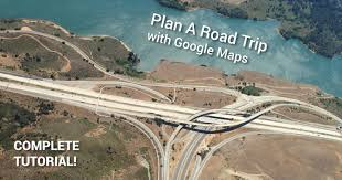 Maps Route by How To Plan A Road Trip Route With Google Maps