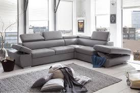 canapé d angle imitation cuir canape angle gris luxe canapé d angle simili cuir gris canapé idées