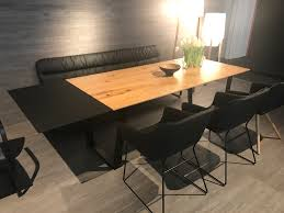 emejing dining room table and bench gallery home design ideas