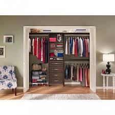 closet maid organizer closetmaid closet organizer kit with shoe