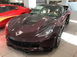 2017 chevrolet corvette grand sport msrp new arrival 2017 corvette grand sport in black rose metallic