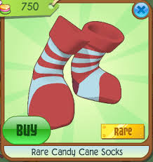 Where To Buy Candy Canes Image Rare Candy Cane Socks Png Animal Jam Wiki Fandom