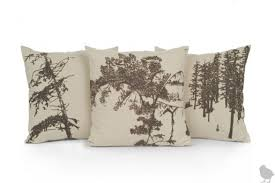 tree pillows accessories better living through design