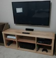 15 diy tv stands you can build easily in a weekend u2013 home and
