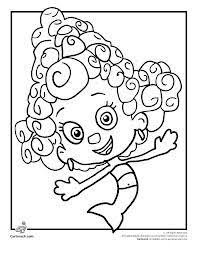 free bubble guppies coloring pages 86 best coloring pages images on pinterest coloring sheets