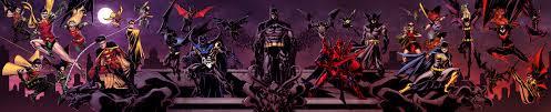 batman of the family batman family members comic vine