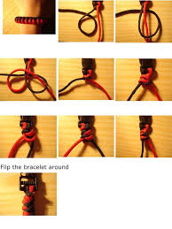 make paracord bracelet knot images How to make a snake knot paracord bracelet paracord crafts jpg