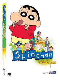 sinchan amazon com shin chan season 1 laura bailey chuck huber