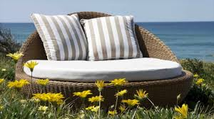 Fabric Outdoor Chairs Furniture With Outdoor Fabric Youtube