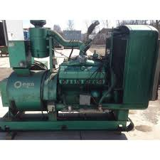 used propane generator 150 kw onan model 150we 4xr8 2133a with roi