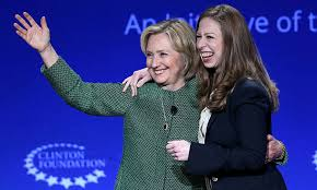 hillary clinton s childhood chelsea clinton shares childhood photos and even reveals some of