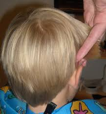 cutting boy hair with scissors how to cut a boys hair like a pro