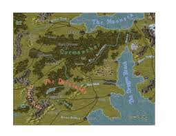 Forgotten Realms Map Profantasy Community Forum On A Forgotten Realms Kick The