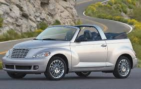 2006 chrysler pt cruiser information and photos zombiedrive