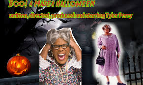 why have michael myers when you can have madea oh no they didn u0027t