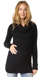 ingrid cowl neck maternity sweater shopbop save up to