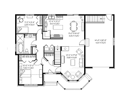 floor plans small houses blueprint house plans faun design