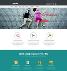 web design templates 50 best flat design website templates free premium freshdesignweb