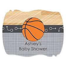 basketball baby shower nothin but net basketball baby shower theme