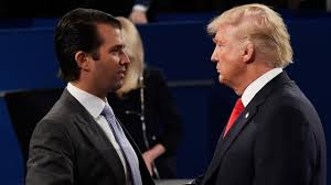 donald trump jr on the outs with his father over russia