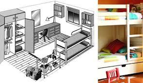 plan chambre enfant quel plan pour une chambre d enfant côté maison mebel info