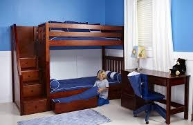 Boy Bunk Bed Maxwood Boys Bunk Beds The Lullabye Shop