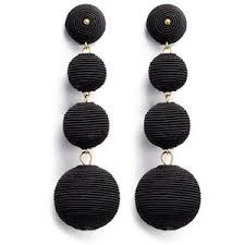 black drop earrings black drop earrings shop for black drop earrings on polyvore