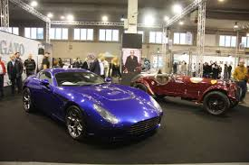 zagato cars the latest model by ac cars ac 378 gt zagato