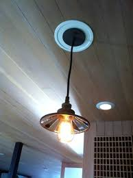 Replace Can Light With Pendant Replace Can Light With Pendant Tmeet Me