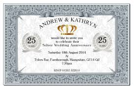 deluxe golden 50th wedding anniversary invitation card inspiration