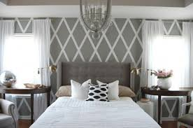 simple wall designs no paint diamond wall painters tape walls and bedrooms