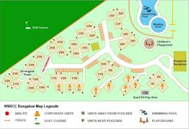 layout map national service resort country club layout map